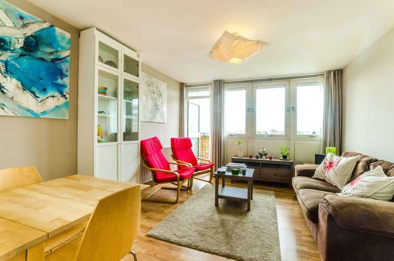 2 Bedrooms Flat for sale in Rowley Gardens, Finsbury Park, N4