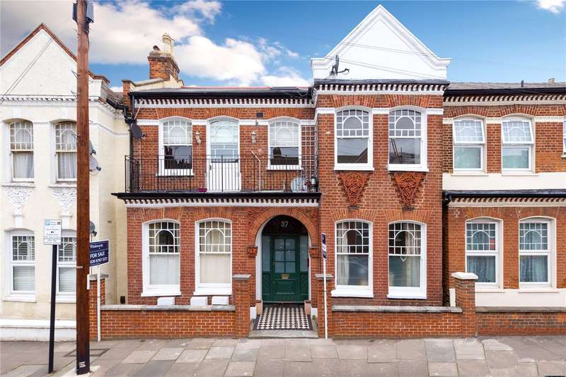 1 Bedroom Flat for sale in Dafforne Road, London, SW17