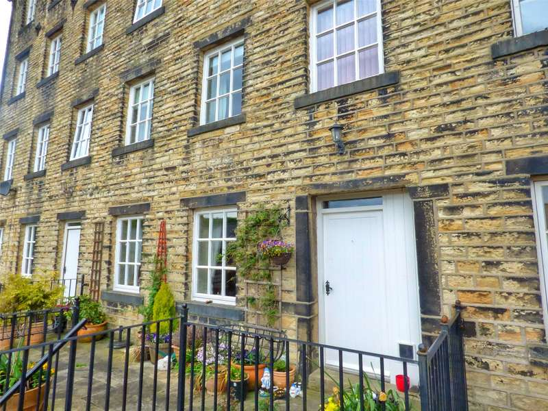 2 Bedrooms Terraced House for sale in Upper Mills View, Meltham, Holmfirth, West Yorkshire, HD9