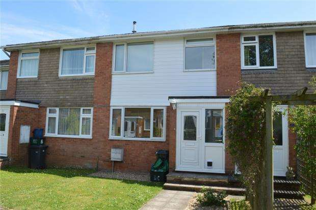 3 Bedrooms Terraced House for sale in York Close, Feniton, Honiton, Devon