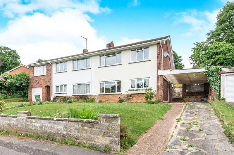 3 Bedrooms Semi Detached House for sale in The Parkway, Southampton, SO16