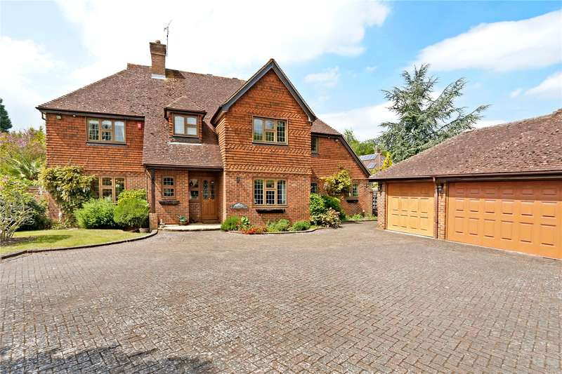 5 Bedrooms Detached House for sale in Nightingale Park, Farnham Common, Buckinghamshire, SL2
