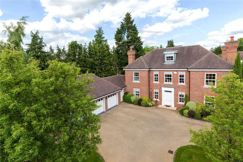 6 Bedrooms Detached House for sale in Hedgerley Lane, Gerrards Cross, Buckinghamshire, SL9