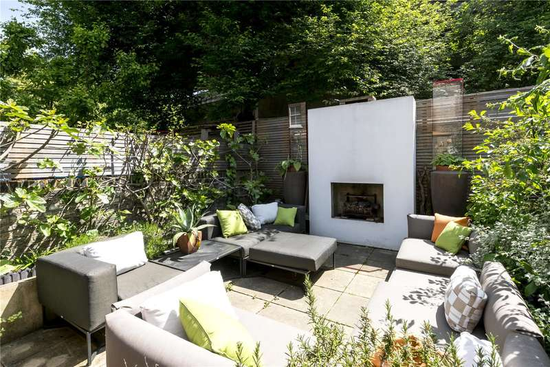 3 Bedrooms Terraced House for sale in Oxford Gardens, London, W10