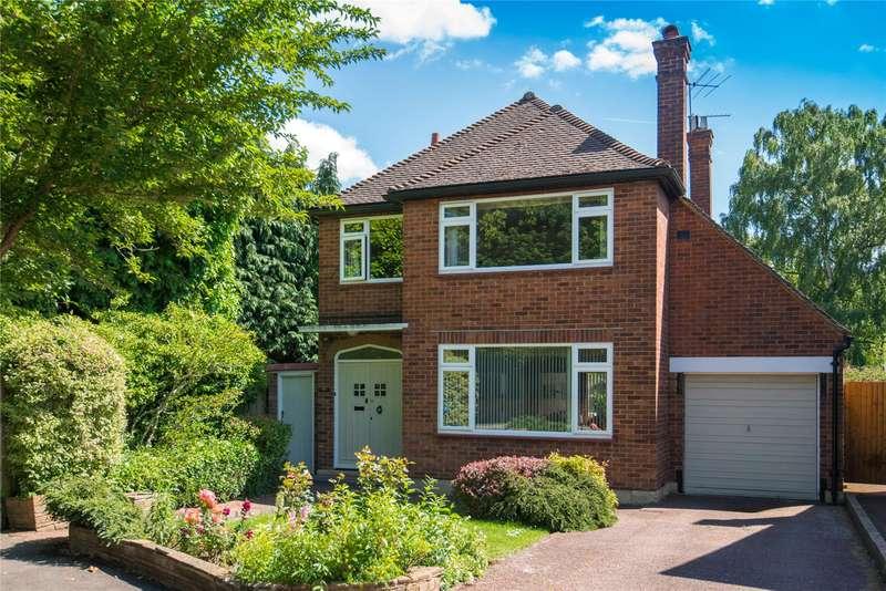 3 Bedrooms Detached House for sale in Heronslea Drive, Stanmore, HA7