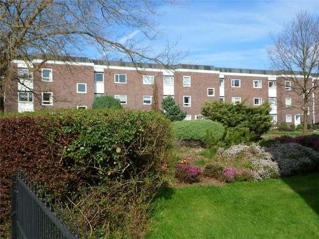 2 Bedrooms Flat for rent in Lancelyn Court, Bebington