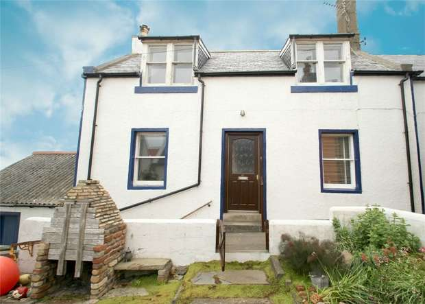 3 Bedrooms Detached House for sale in Seatown, Gardenstown, Banff, Aberdeenshire