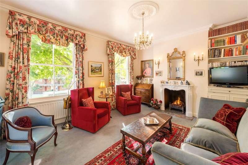 4 Bedrooms Terraced House for sale in Westbridge Road, London, SW11