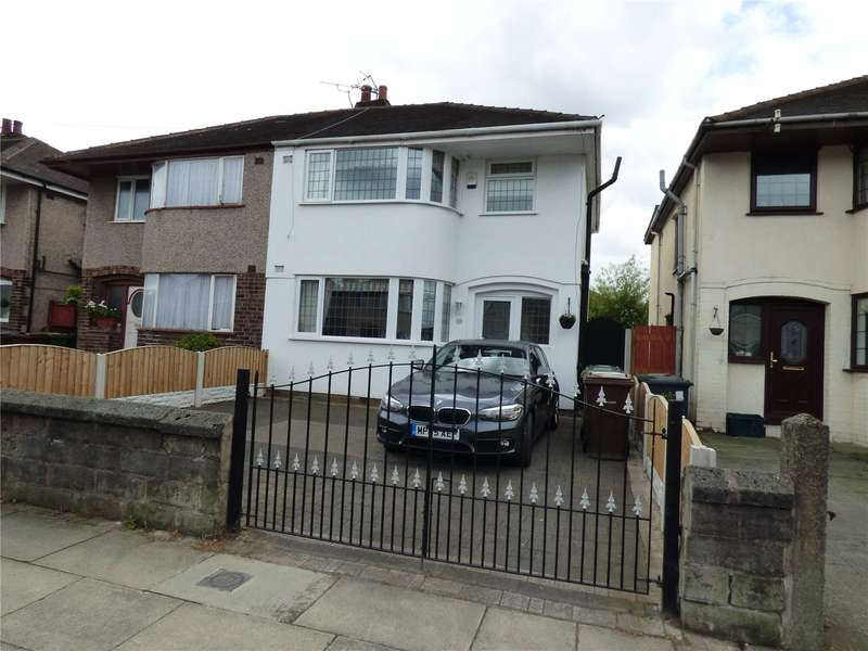 3 Bedrooms House for sale in Radley Drive, Liverpool, Merseyside, L10