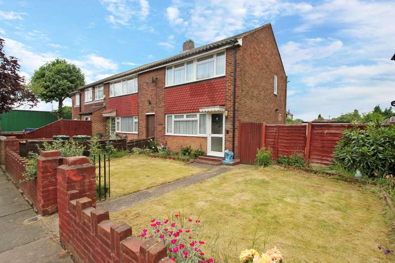 3 Bedrooms Semi Detached House for sale in Poplar Road, Ashford, TW15