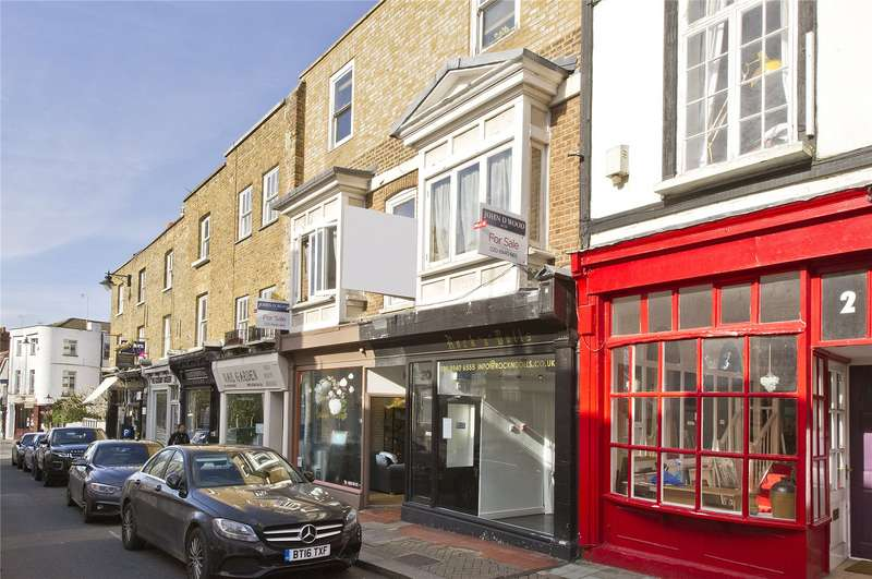 1 Bedroom Flat for sale in Richmond Hill, Richmond, TW10
