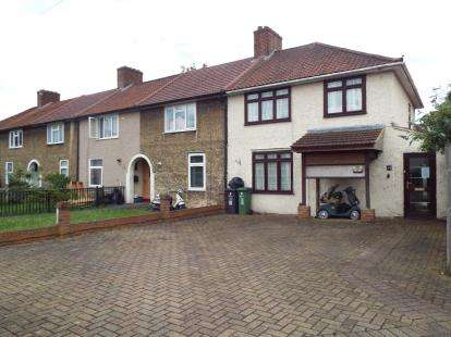 4 Bedrooms End Of Terrace House for sale in Dagenham