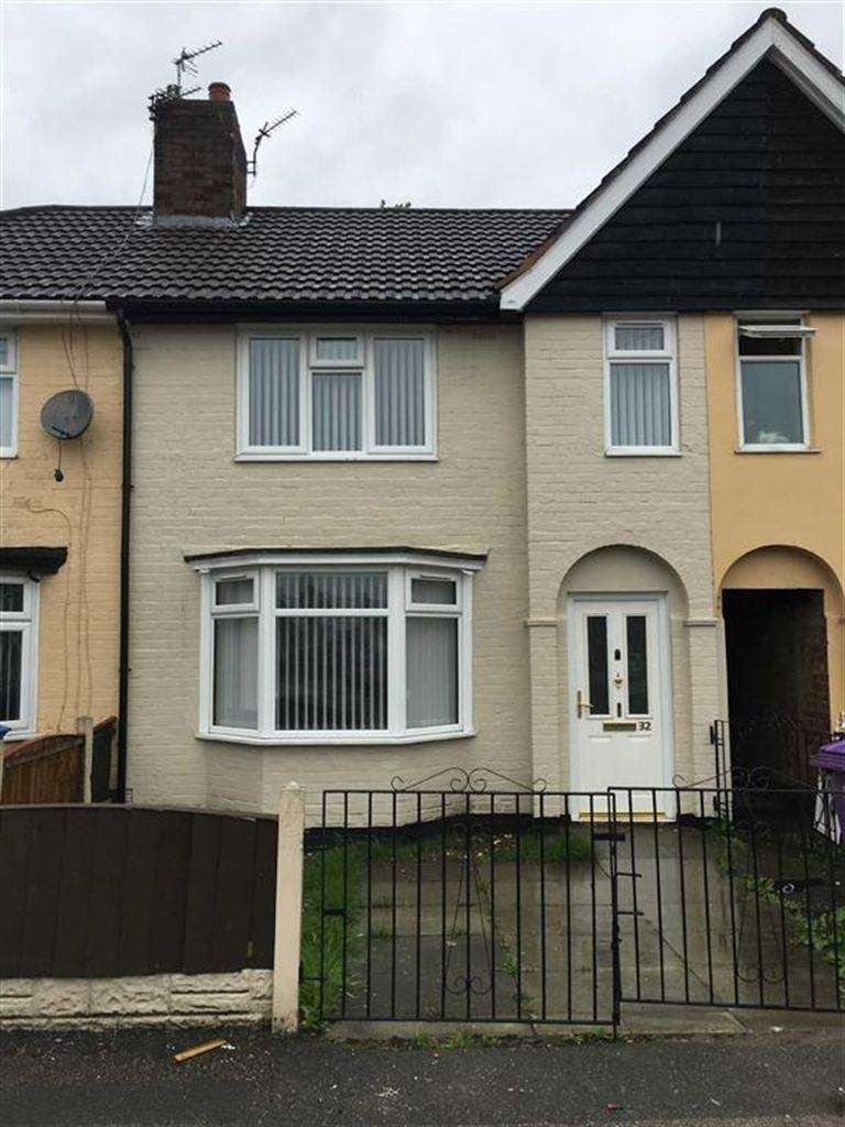 3 Bedrooms Terraced House for sale in Shellingford Road, Liverpool, Merseyside