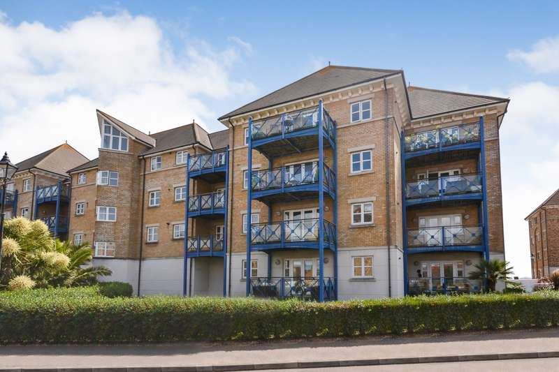 2 Bedrooms Flat for sale in Trujillo Court, Callao Quay, Sovereign Harbour North, Eastbourne, BN23