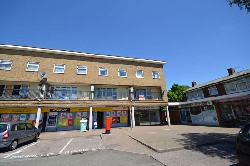 3 Bedrooms Flat for sale in Oaks Cross, STEVENAGE, SG2