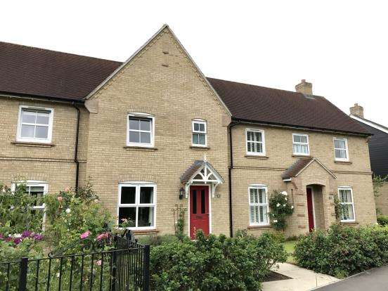 3 Bedrooms Terraced House for sale in Sherfield-On-Loddon, Hook, Hampshire