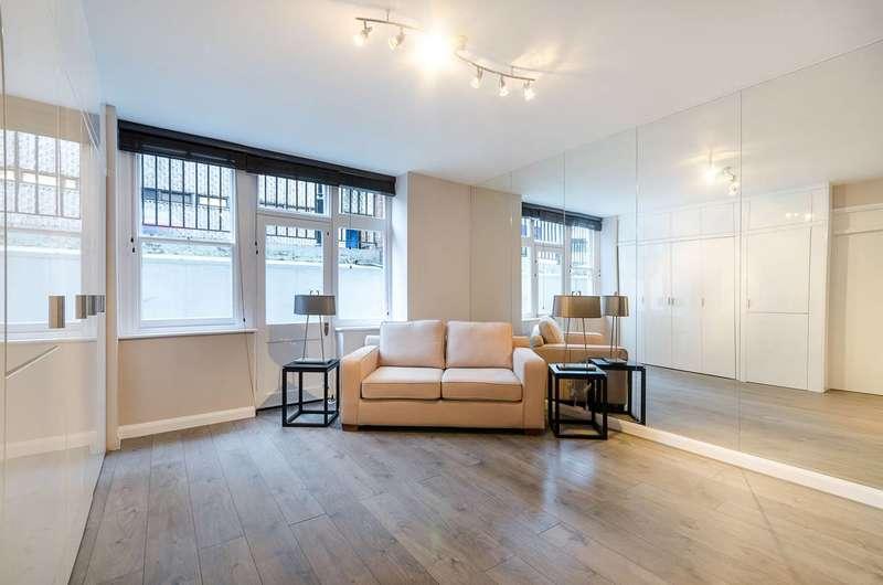 Studio Flat for sale in Basil Street, Knightsbridge, SW3