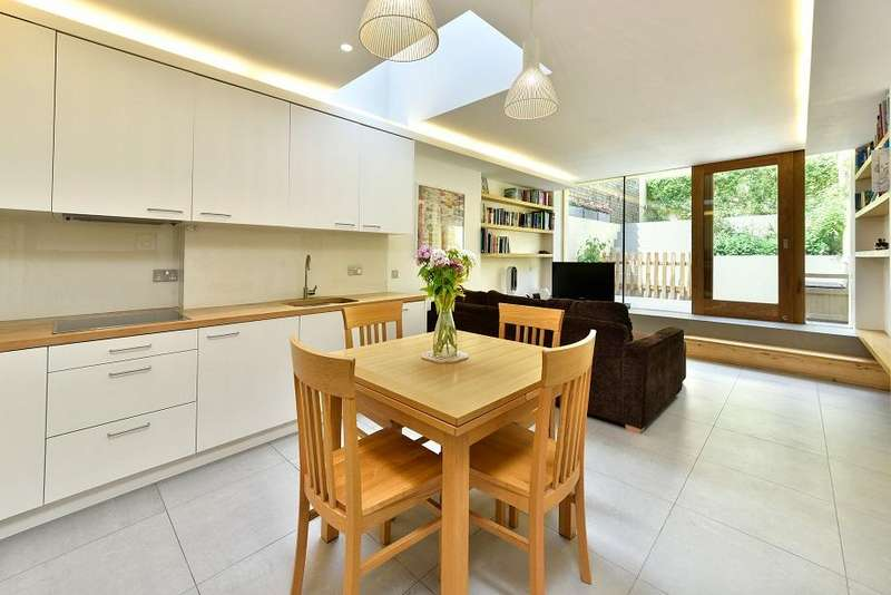 2 Bedrooms Apartment Flat for sale in Liverpool Road, London N1