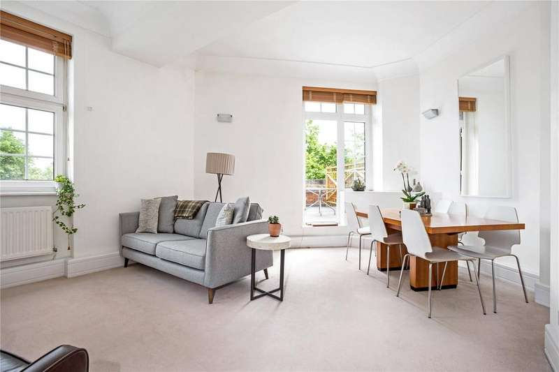 1 Bedroom Flat for sale in New River Head, 173 Rosebery Avenue, London, EC1R