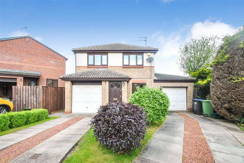 3 Bedrooms Detached House for sale in Church Close, Seaham, Co.Durham, SR7