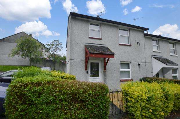 3 Bedrooms End Of Terrace House for sale in Prouse Rise, Saltash, Cornwall