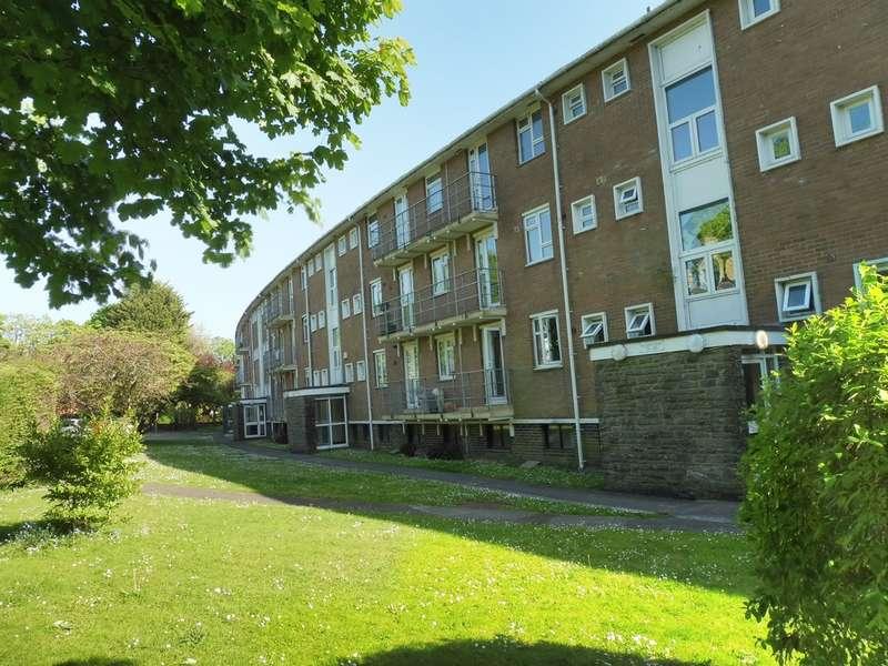 2 Bedrooms Flat for sale in Ty Gwyn Road, Penylan, Cardiff
