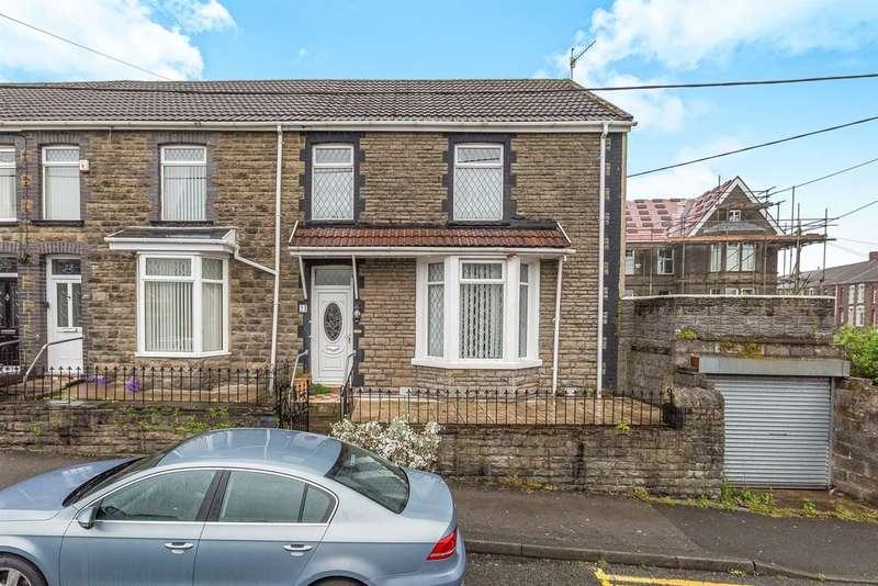 4 Bedrooms End Of Terrace House for sale in Protheroe Street, Maesteg