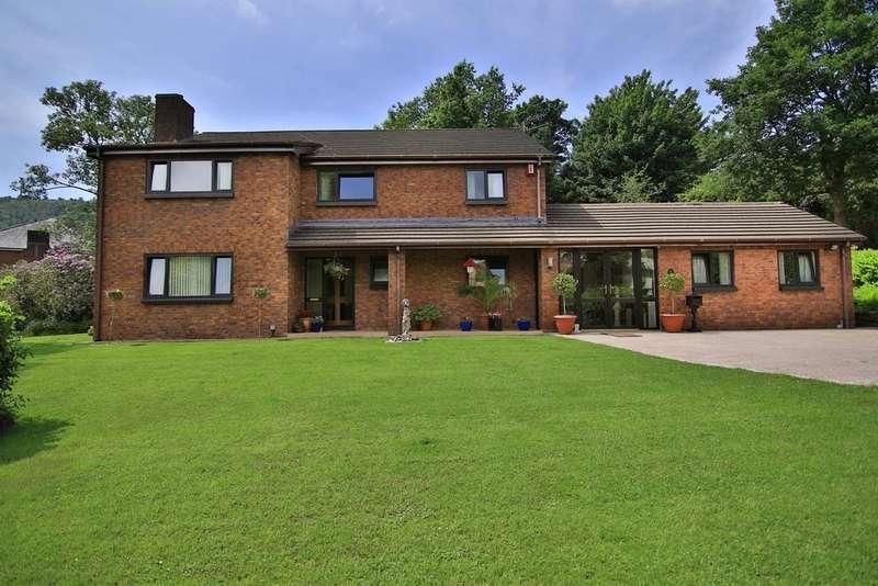 4 Bedrooms Detached House for sale in Ffawydden, Cwmavon, Port Talbot