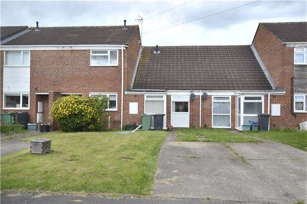 1 Bedroom Terraced House for sale in Tidswell Close, Quedgeley, GLOUCESTER, GL2 4UZ