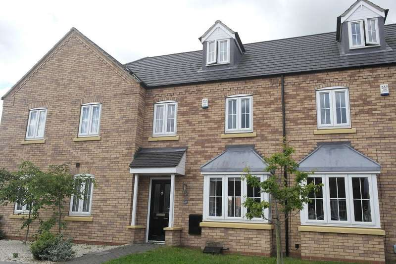 3 Bedrooms Terraced House for sale in New Forest Way, Kingswood, Hull, HU7 3FX