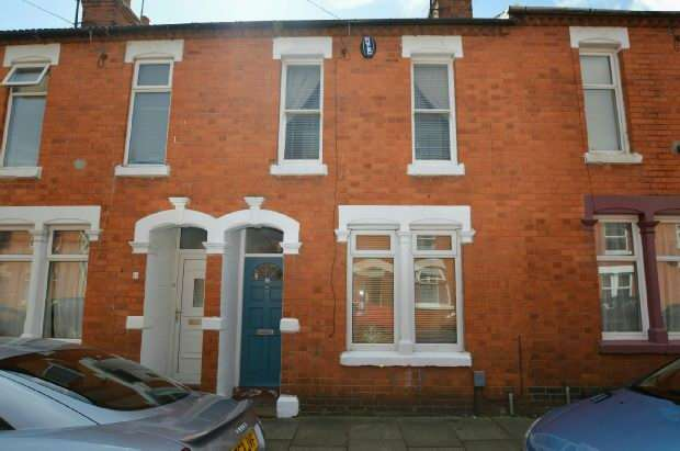 2 Bedrooms Terraced House for sale in Wimbledon Street, St James, Northampton