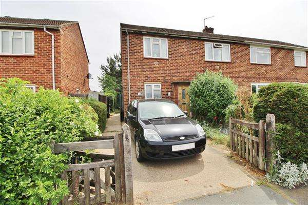 3 Bedrooms Semi Detached House for sale in Queensway, Grantham