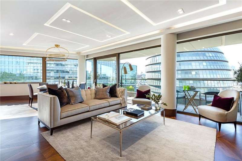 3 Bedrooms Flat for sale in One Tower Bridge, Tooley Street, London, SE1
