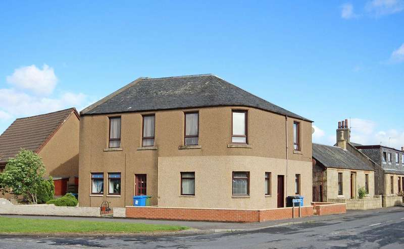 1 Bedroom Flat for sale in King Street, Stenhousemuir