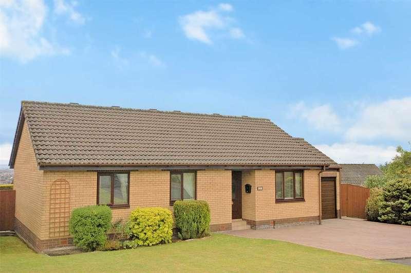3 Bedrooms Detached Bungalow for sale in Balvaird Place, Dunfermline