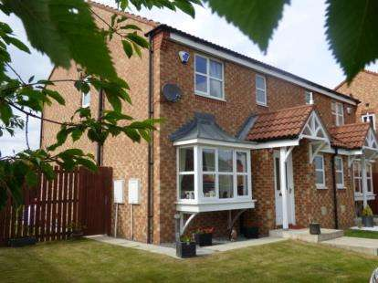 3 Bedrooms Semi Detached House for sale in Cottingham Grove, Thornley, Durham, DH6