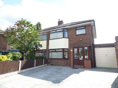 3 Bedrooms Semi Detached House for sale in Spinney Avenue, Widnes, Cheshire, WA8