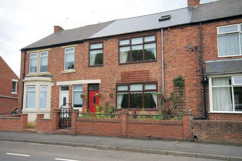 3 Bedrooms Property for sale in Edward Terrace, Pelton, DH2