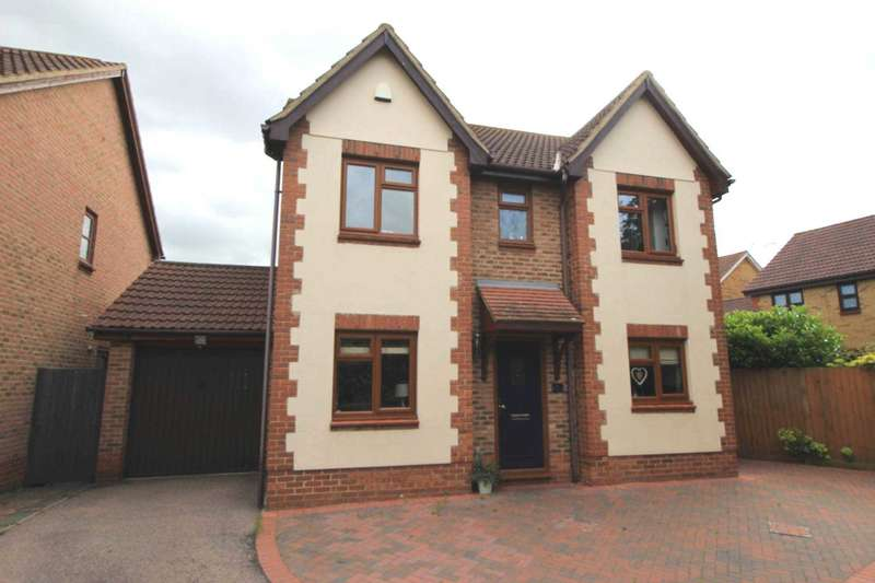 4 Bedrooms Detached House for sale in Harvest Way, Heybridge