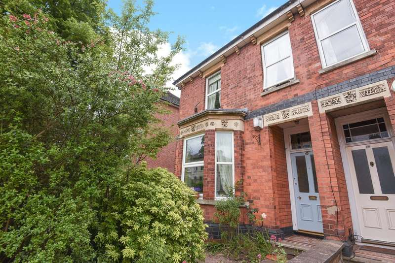 3 Bedrooms Semi Detached House for sale in Nr Railway Station