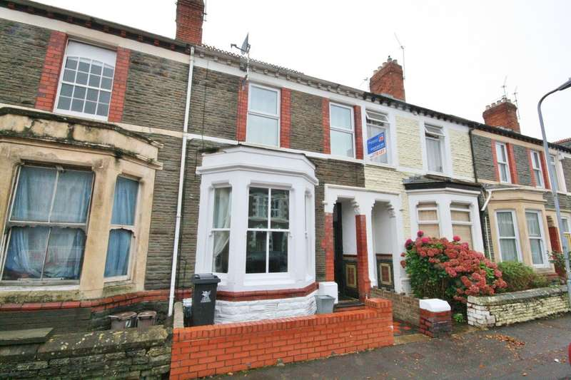2 Bedrooms Terraced House for sale in Llanfair Road, Pontcanna, Cardiff. CF11 9QA