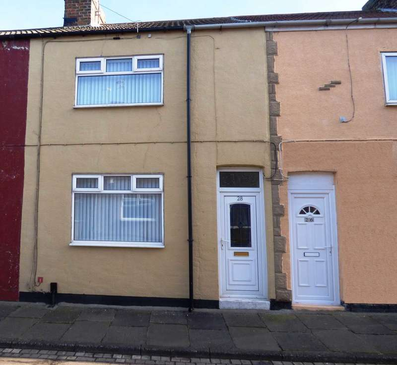 2 Bedrooms Terraced House for sale in Dixon Street, Skelton