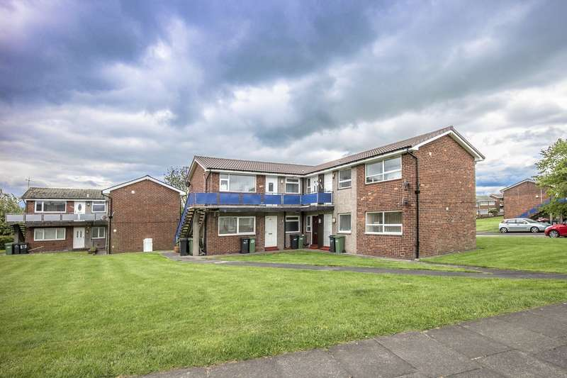 1 Bedroom Flat for sale in Woodhorn Drive, Choppington