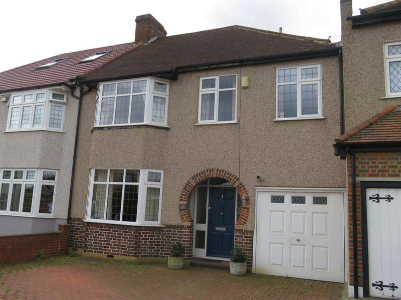 4 Bedrooms Semi Detached House for sale in Newton Road, Welling, DA16 2EU