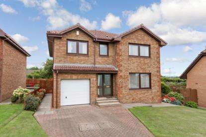 4 Bedrooms Detached House for sale in McCallum Court, Stewartfield