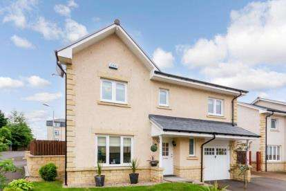 5 Bedrooms Detached House for sale in Chapmans Court, Wishaw