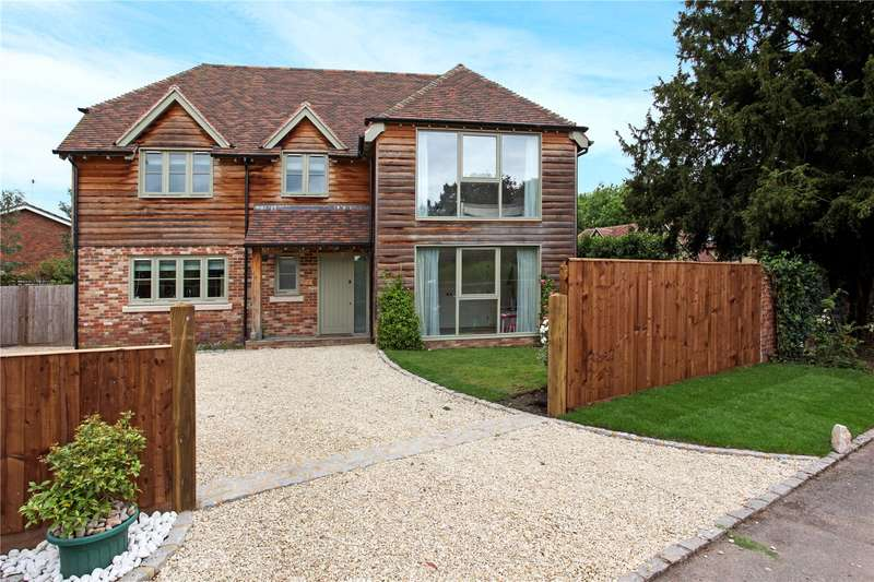 4 Bedrooms Detached House for sale in Old Bowry Gardens, 38B Station Road, Wraysbury, Berkshire, TW19