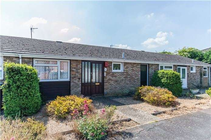 2 Bedrooms Terraced Bungalow for sale in Old Farm Close, Histon, Cambridge