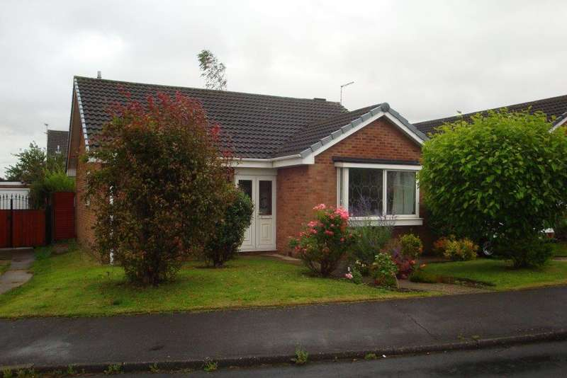 3 Bedrooms Bungalow for sale in 38 Ranworth Road, Bramley, Rotherham, S66 2SP