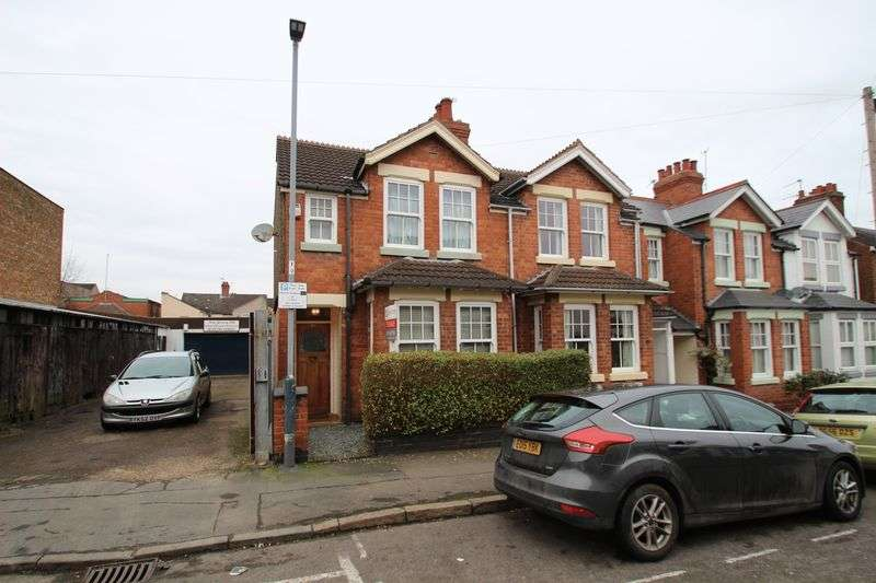 Property for sale in A three bedroom end terrace with en-suite